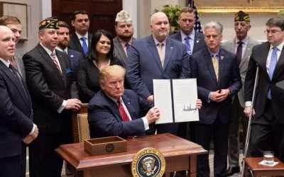 President Trump Signs Electromagnetic Pulse (EMP) Executive Order – EMP Shield