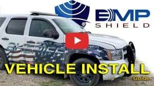 EMP shield vehicle installation instructions