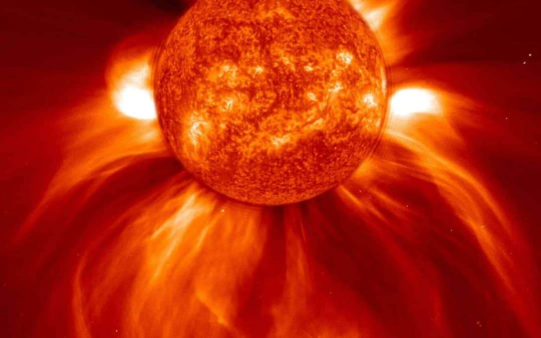 Death Rays from the Sun? The Carrington Event & Coronal Mass Ejections.