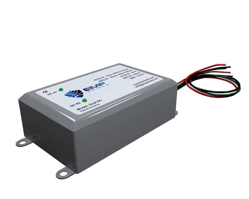 emp shield dual dc 600 volt off grid solar