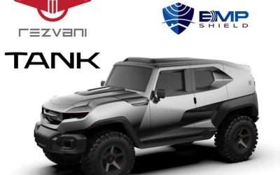 Rezvani Tank – EMP Protected by EMP Shield
