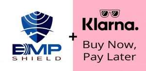 klarna payment plans financing buy now pay later emp shield