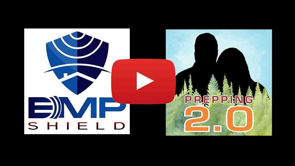 VIDEO: Prepping 2.0 Interviews EMP Shield