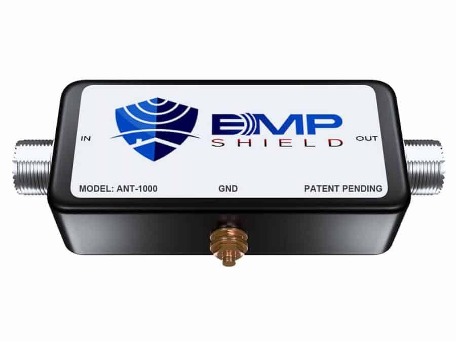 HF UHF VHF 1000 watts EMP Protection