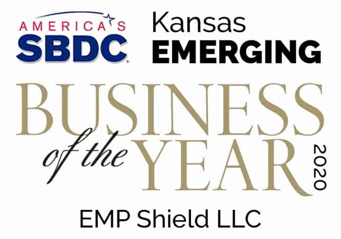emp shield kansas business of the year