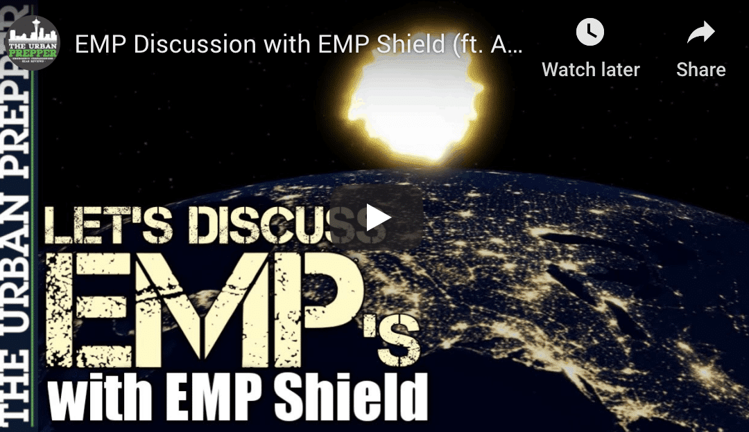 In Depth EMP Shield Video Interview