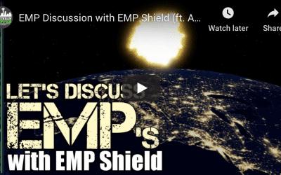In Depth EMP Shield Video Interview