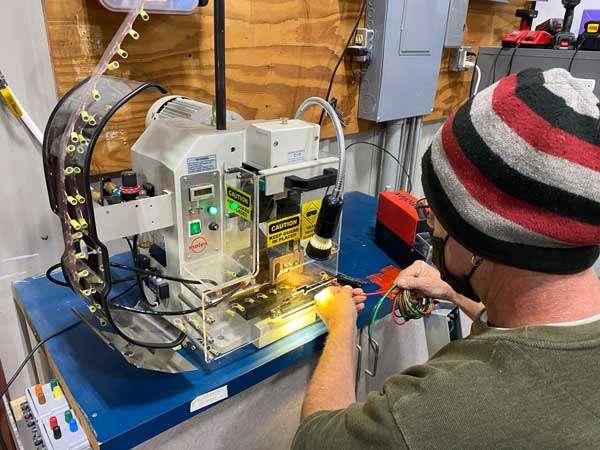 emp shield manufacturing machines