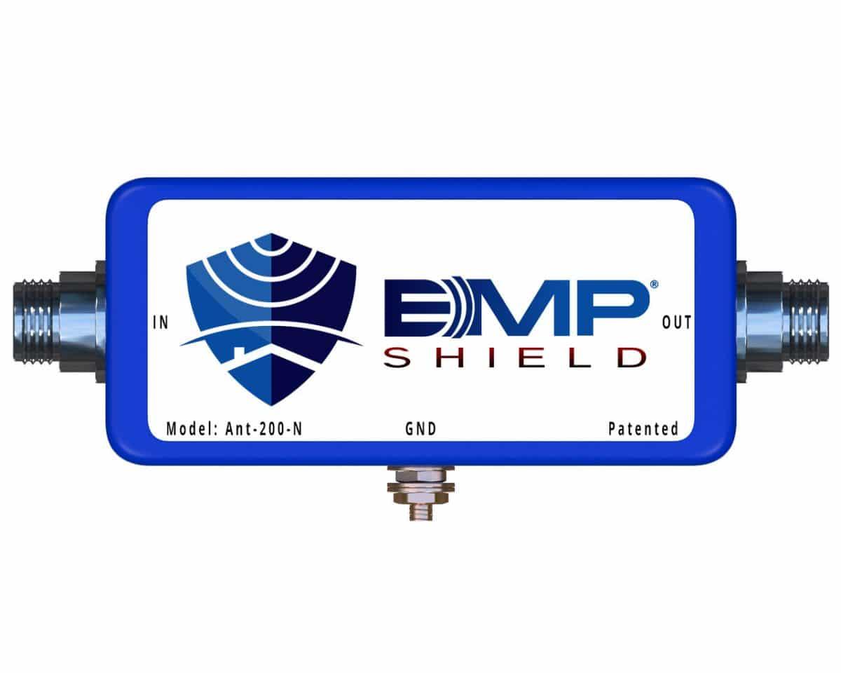 radio EMP Protection Antenna 200 watts N connector