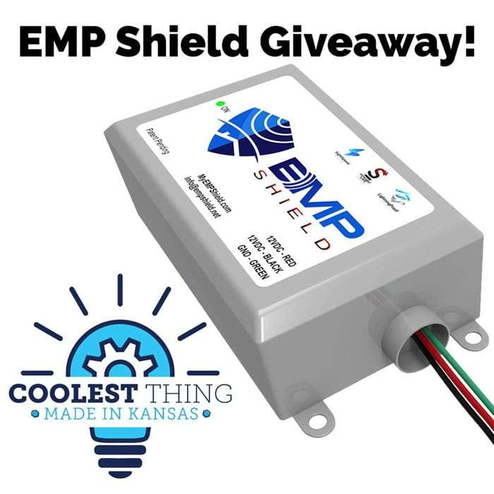 EMP Shield Coolest Things Made in Kansas