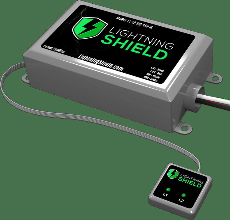 Lighting Shield Home Model